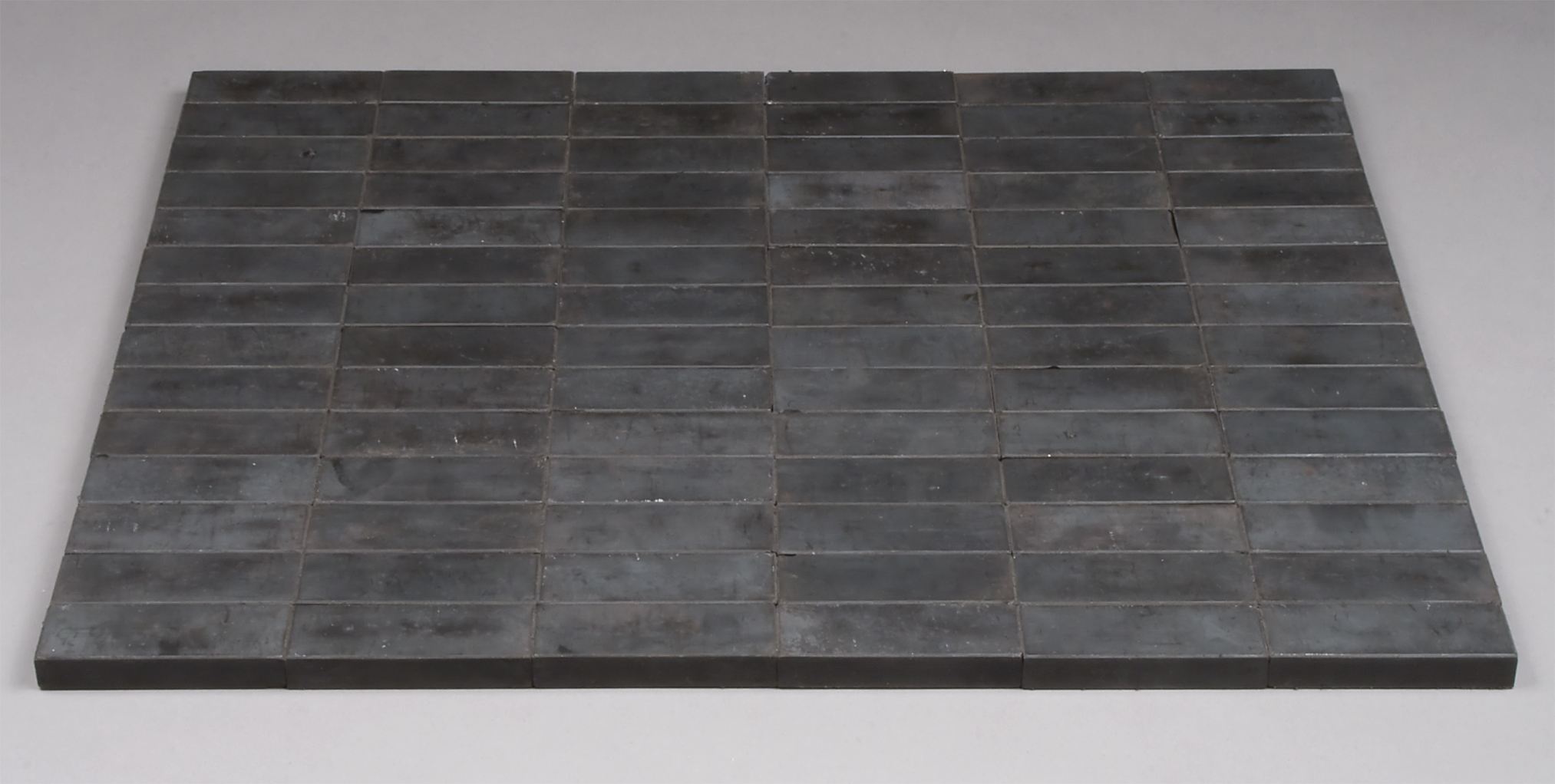 Jennifer Padgett on Carl Andre | Notations: Contemporary Drawing ...